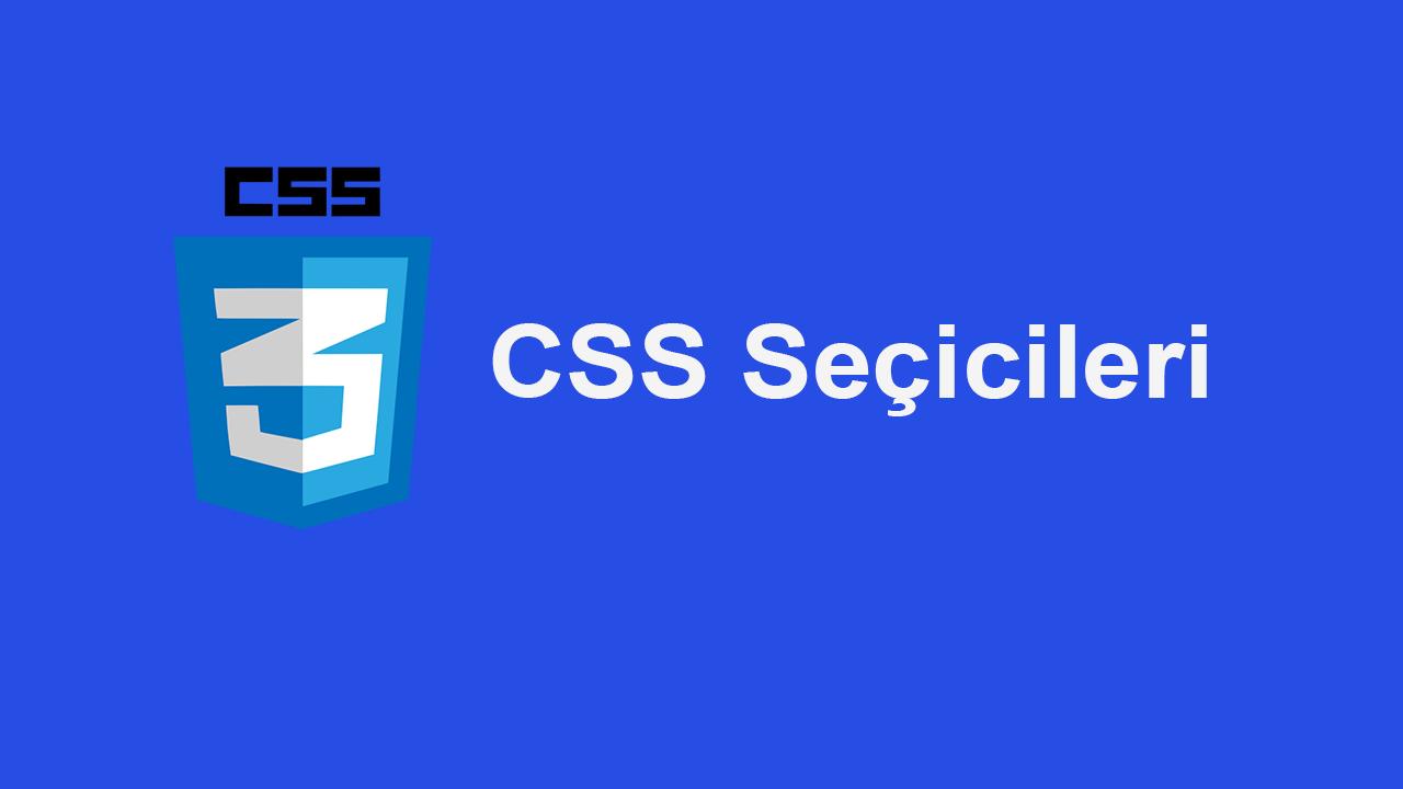 CSS Seçicileri