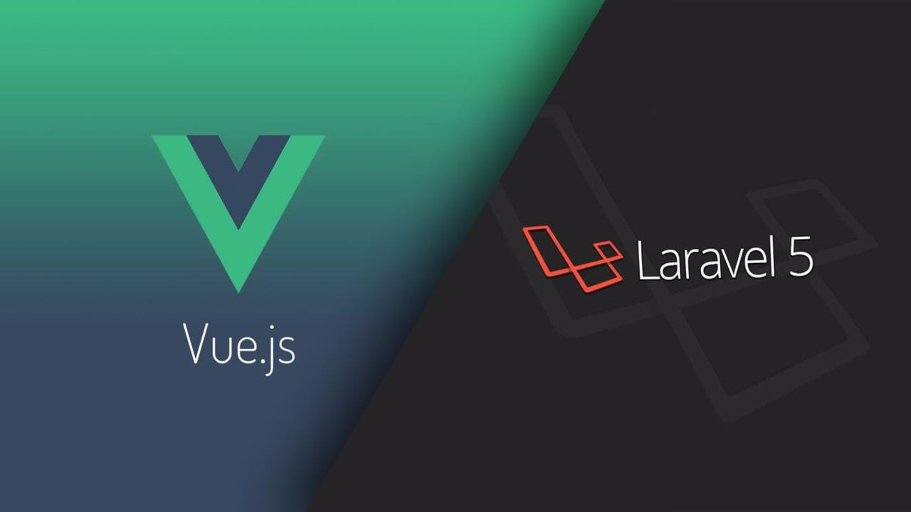 Laravel ve Vue.js ile CRUD uygulaması yapımı